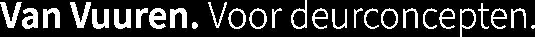 Van Vuuren Logo footer