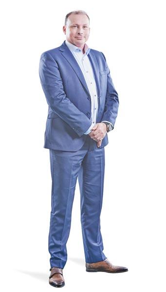 Medewerker Paul Leusink