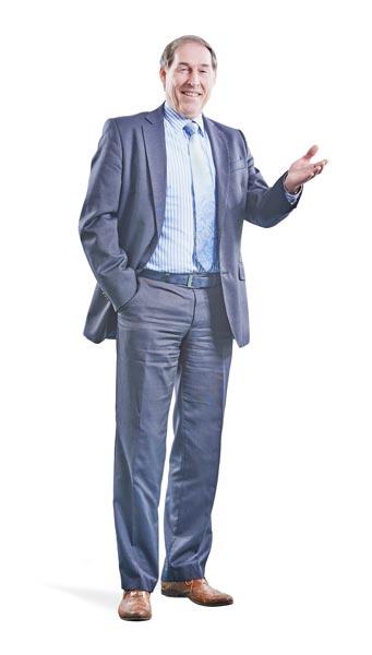 Medewerker Peter Huitema