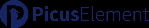 PicusElement - Logo - Van Vuuren
