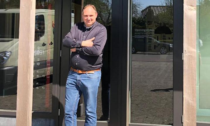 Wilfried van den Broek – Verkoop-, Marketing- & Buitendienst manager Rebel Deuren