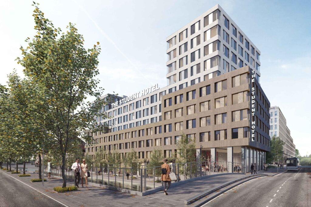 Student Hotel Delft
