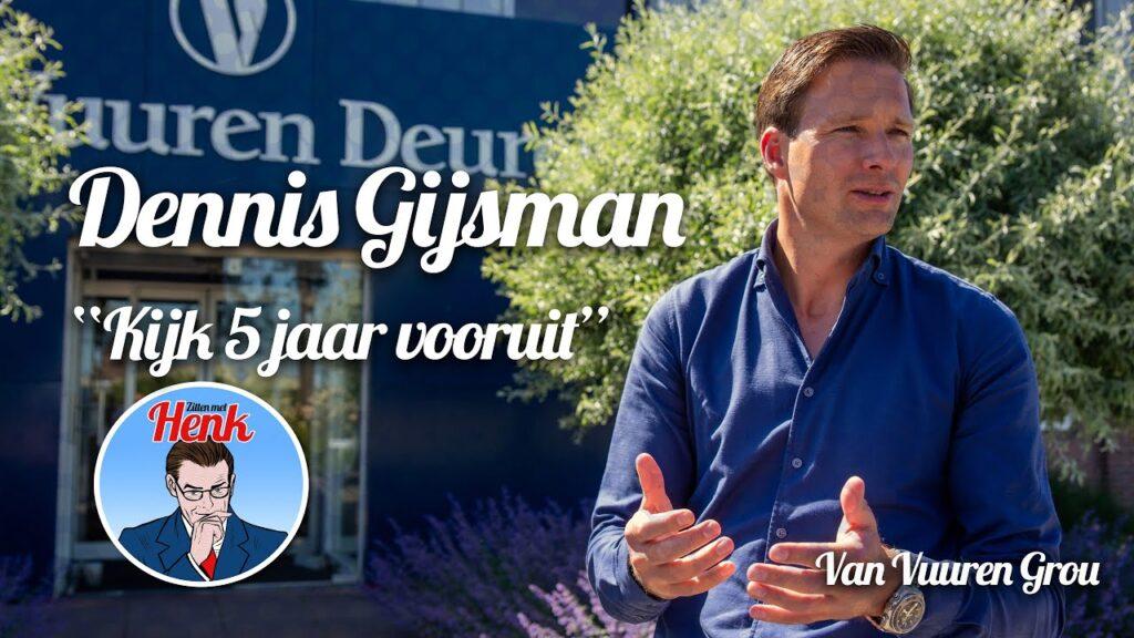 Zitten met Henk - Dennis Gijsman