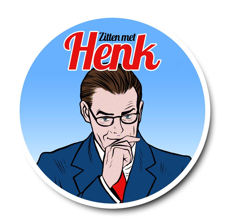 Zitten met Henk