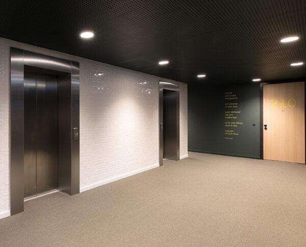 PicusResidence - deur voor wooncomplex