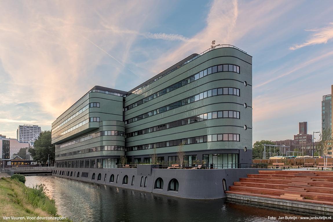 Wooncomplex - Utrecht