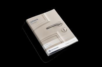 Brochure lijstwerkdeuren